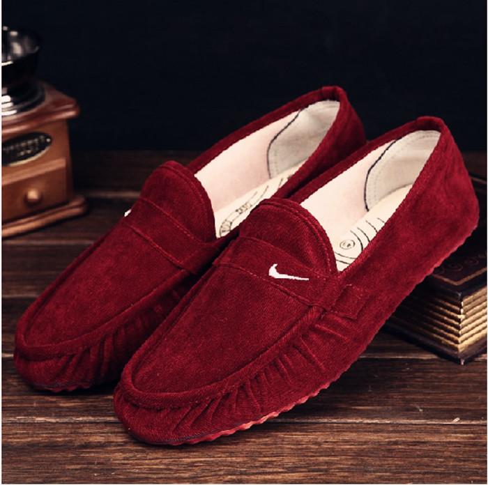 Новая Пекинская ткань обувь Мужская бездельник обувь Холст случайные мягкие ленивый драйверы обувь обувь ноги дышащие обувь для ходьбы в конце вельвет
