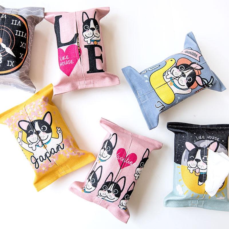 LIKE HOUSE нордический собаки и кошки бумажные полотенца пакет зал ванная комната насосные наборы полотенец автомобиль бумажные полотенца насосные коробка салфеток