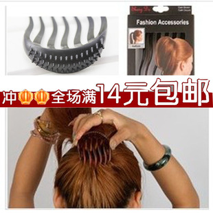 Bangs clip hair hair before hair styling plate inserted hairpin bangs increased stealth broken comb inserted comb ornaments head ornaments