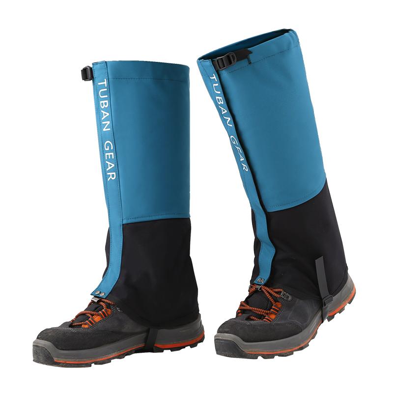 Снег крышка на открытом воздухе восхождение оборудование только шаг пустыня противо песок обувной мужской ребенок катание на лыжах водонепроницаемый леггинсы носки женщина