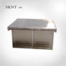 Stainless steel operating table double console 3301 all stainless steel platform anti-corrosion table can be parallel