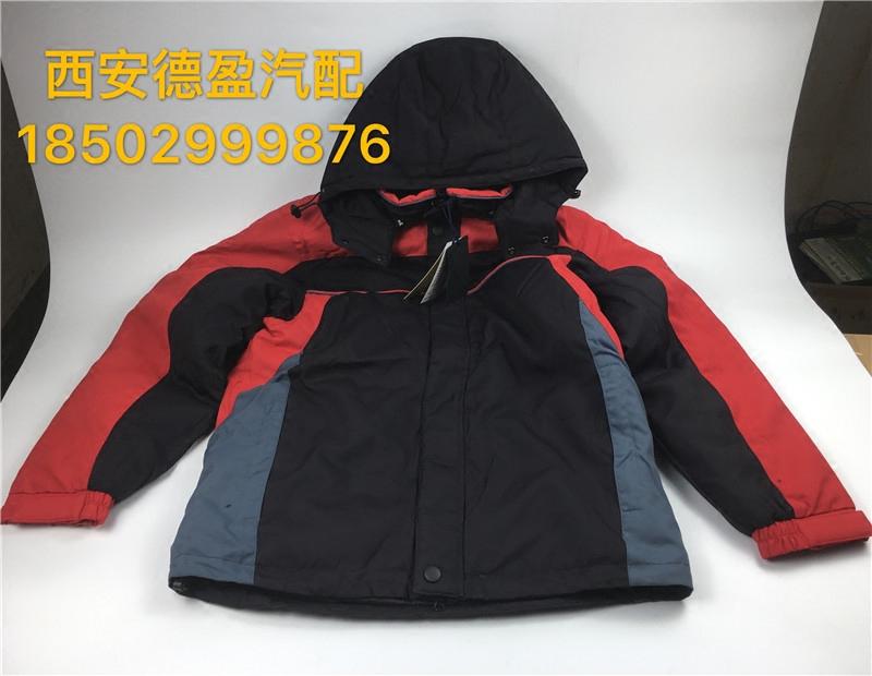 陕汽原厂正品工作服羽绒服棉服90%含绒量西安德盈汽配