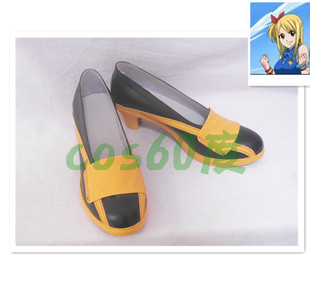 Fairy Tail Lucy Protoss loaded cosplay shoes