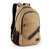 bcf4237a54 USD  91.16  Korean version of the trend of male package shoulder bag canvas bag  casual college computer bag