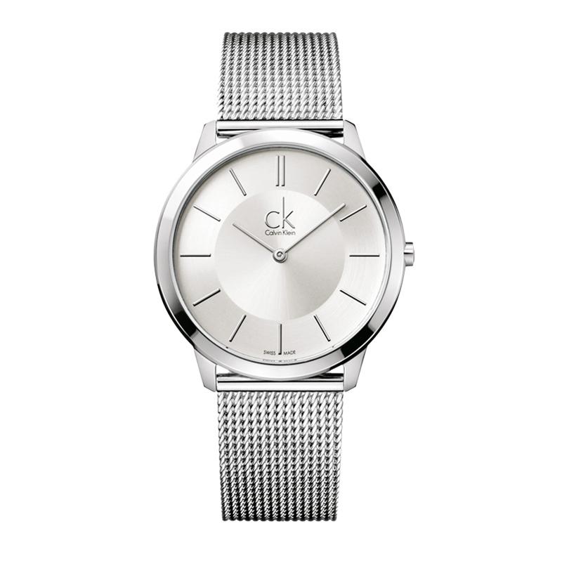 爆款瑞士ck手表專櫃正品女表女士男表情侶表K3M21126全國聯保