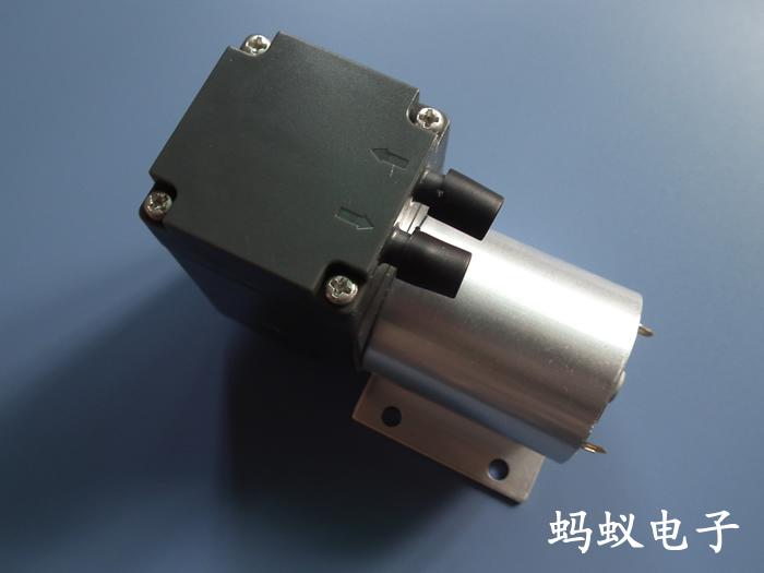 全新直流DC24V 微型真空泵小型负压抽气吸气泵隔膜压力泵