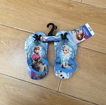 Di SHI * original ChanZhengPin Girls flip-flops cool slippers Children's sandals 5 to 12 years old baby sandals