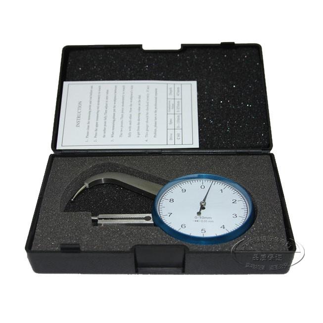 Объектив толщины суппортами объектив толщины измерения инструмента измерения инструменты аутентичные 3T