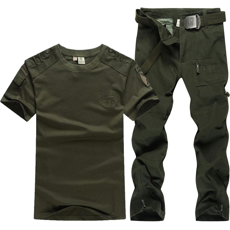 军野行户外套装男野战迷彩服特种兵作训服登山军训服工作服军迷服