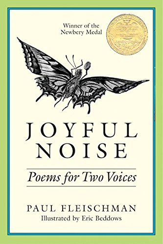 Joyful Noise: Poems For Two Voices/9780064460934