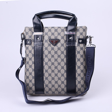 Special offer male bag shoulder bag, Oxford spinning printing for men's handbags leisure han edition briefcase mail