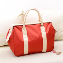 旅行包女手提包大容量行李包短途女旅游包出差登机包韩版潮旅行袋
