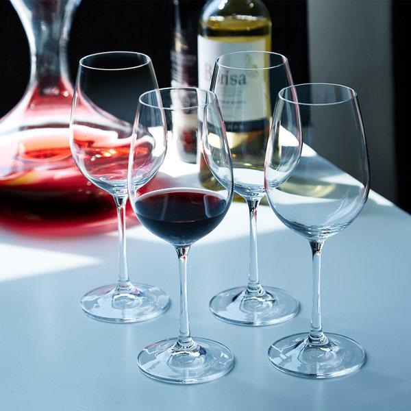 捷克进口 Crystalex 无铅水晶玻璃 红酒杯 350ml 优惠券折后¥6.9包邮(¥16.9-10) 京东¥88