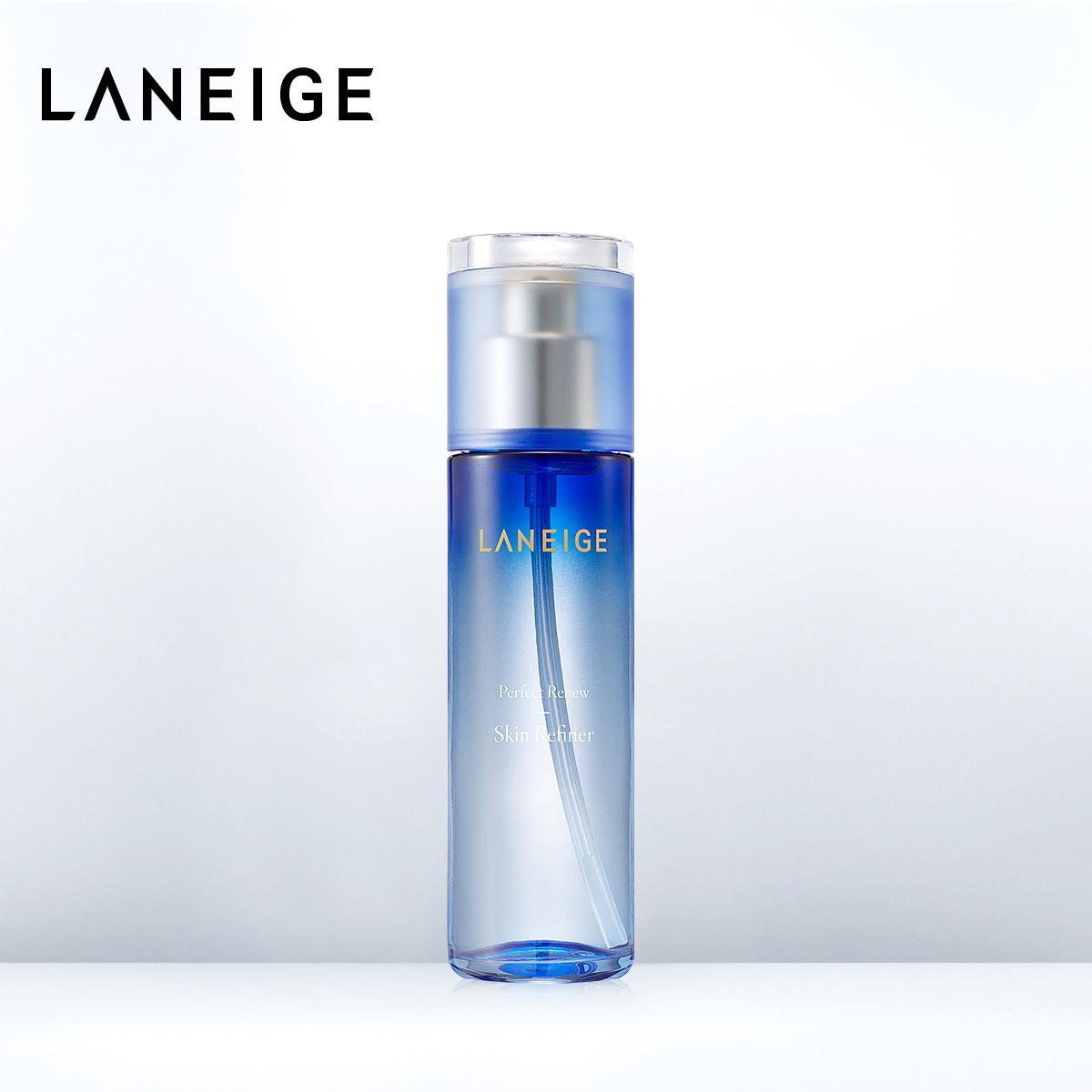 兰芝致美紧颜细肤水补水保湿淡化细纹紧致肌肤爽肤水官方正品