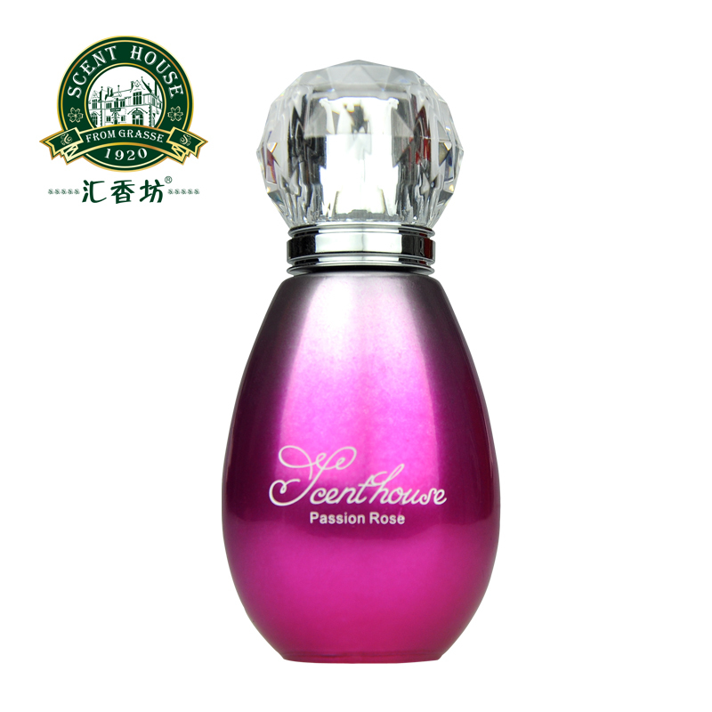 Nude Xiangfang new products, rose lady perfume 50ml classic flower and fruit fragrance female Eau De Toilette
