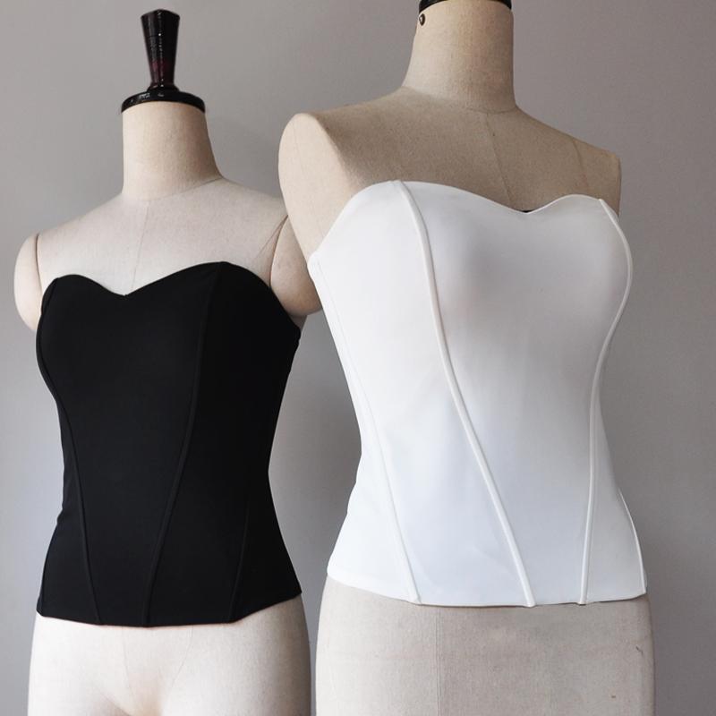 Оригинальный дизайн в Европе и Америке стиль сексуальный завернутый трубки верхней рубашки нижней рыбы лифчик бюстгальтер