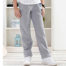 Six fat boy in the spring and autumn outfit 7 sweatpants big yards eight young men of 13 trousers 9 boys pants, 14, 15-10-12