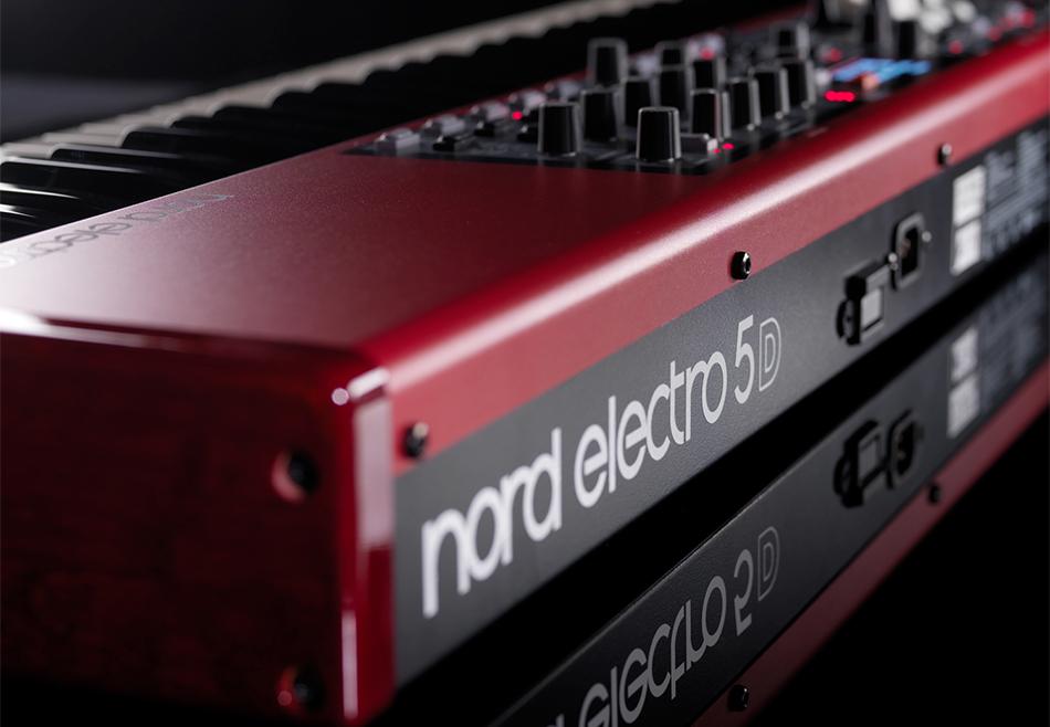 正品行货Nord Electro 5D 73键舞台电钢琴合成器