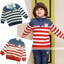 Very small fry in the autumn of 2015 male children's clothing sets more softer, 25667 cotton fleece, 100-130 with the mail