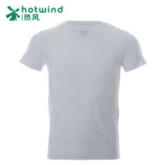 Hot spring/summer 2016 new simple solid color short sleeve v neck t shirt men-shirts-shirts at the end of male F01M6100