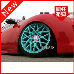 rotiform17 18 19 inch wheels modified IVP style Lexus Scirocco Golf 6 Cool Nest