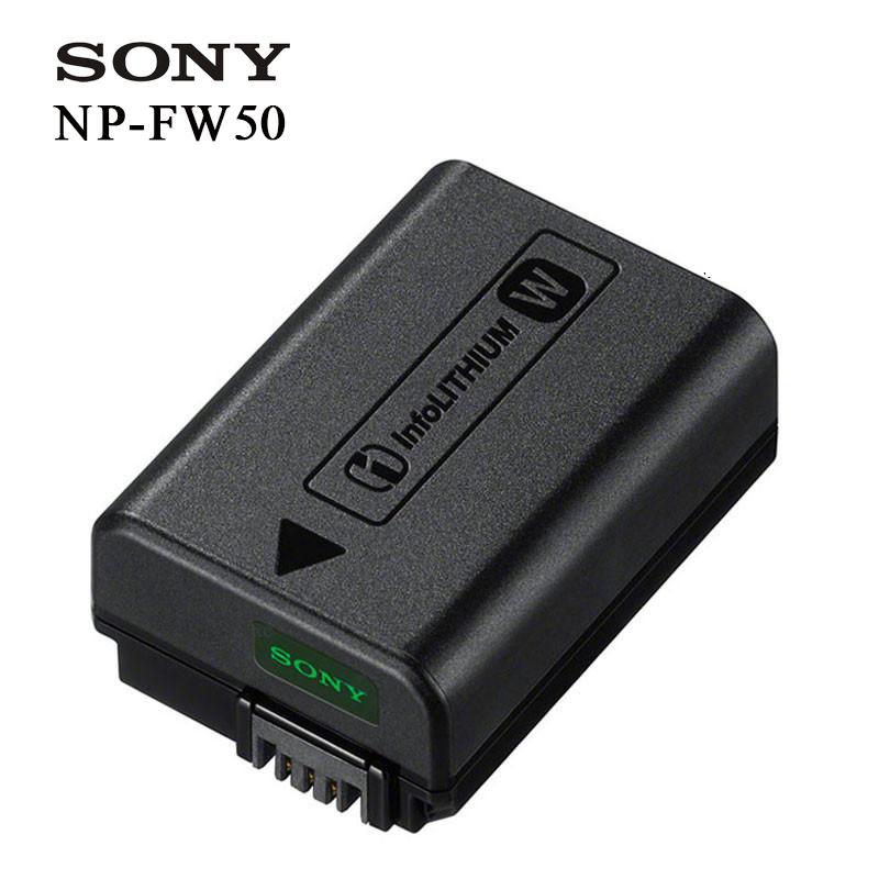 sony/索尼NP-FW50 微单ILCE-7 5T A7s A7R2 A5100 A6300原装电池