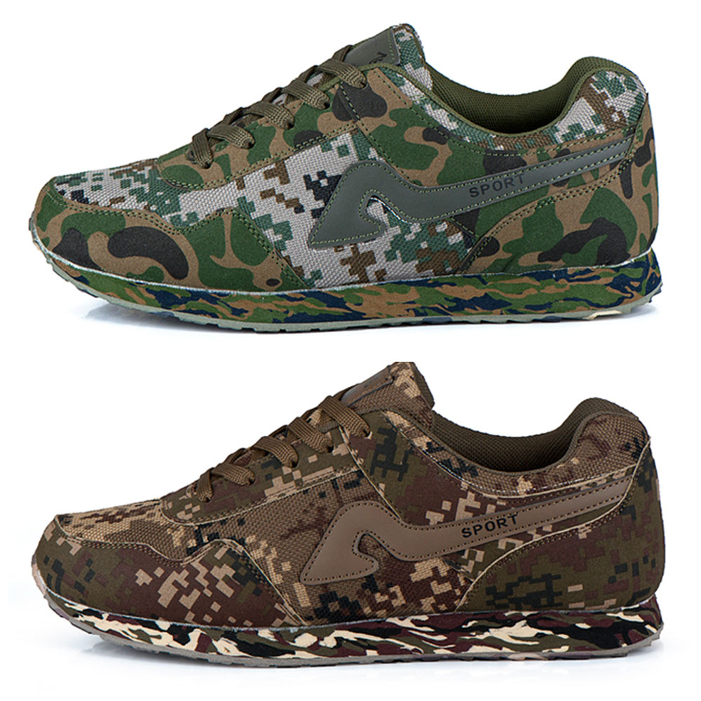 Пятно горные джунгли камуфляж обувь освобождения обувь обучение обувь Спорт Обувь кроссовки мальчиков, обучение обуви