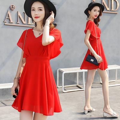时尚连衣裙A761
