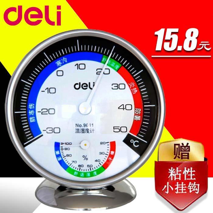 Бесплатная доставка компетентный 9011 влажность ацидометр тайвань релиз настенный стиль комнатный температура влажность считать