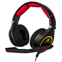 Ttesports Yao Yue ht-cro-diecbk-21 video game eating chicken headphones head-mounted headset