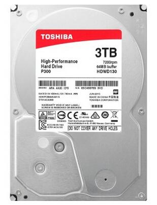 Toshiba 東芝 HDWD130AZSTA