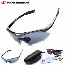 0089騎行眼鏡 戶外PC眼鏡 高清近視太陽運動風眼鏡【盒裝單眼鏡】