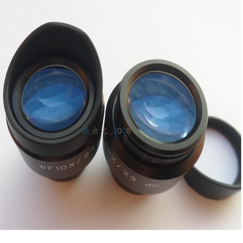 Стерео высокой фокус широкоугольный окуляр WF10X (поле зрения 23 мм интерфейс 30 мм) поле зрения может быть скорректирована