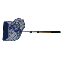 Archie Ping-Pong ball picker pickup device pick up the net retractable aluminum alloy rod fast convenient and practical