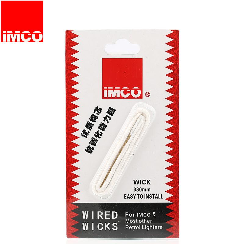 Подлинный IMCO любовь прохладно зажигалка специальный уикс фитиль уголь масло зажигалка уикс