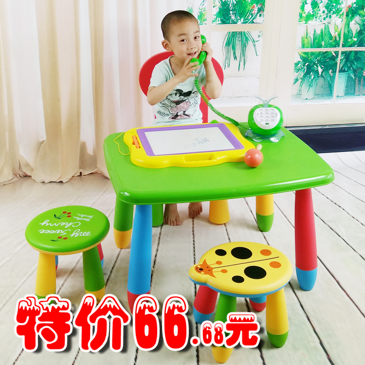 Ребенок столы и стулья детский сад столы и стулья ребенок стол стол письменный стол ах! дерево длинный квадратный стол