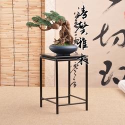 红木酸枝紫光黑檀工艺品摆件明式奇石盆景花架子花盆花瓶底座热卖