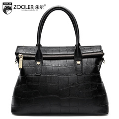 Jules temperament first layer leather women bag brand new 2015 winter atmospheric fashion Lady bag handbag women