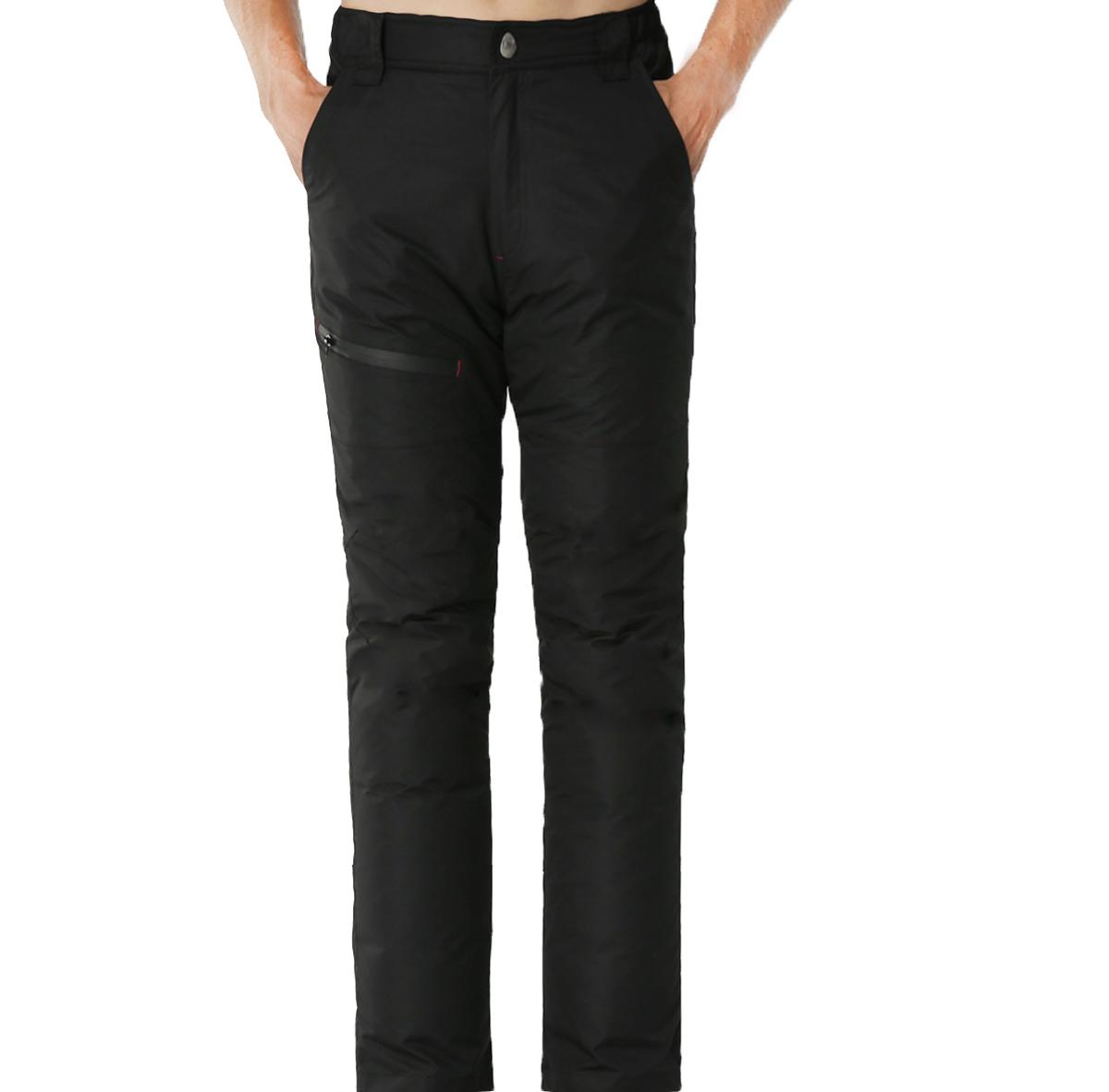 SISSPEAN/ отдел гость мужчина брюки вниз на открытом воздухе теплые хлопок брюки талия брюки вниз мужчина мужчина случайный брюки вниз