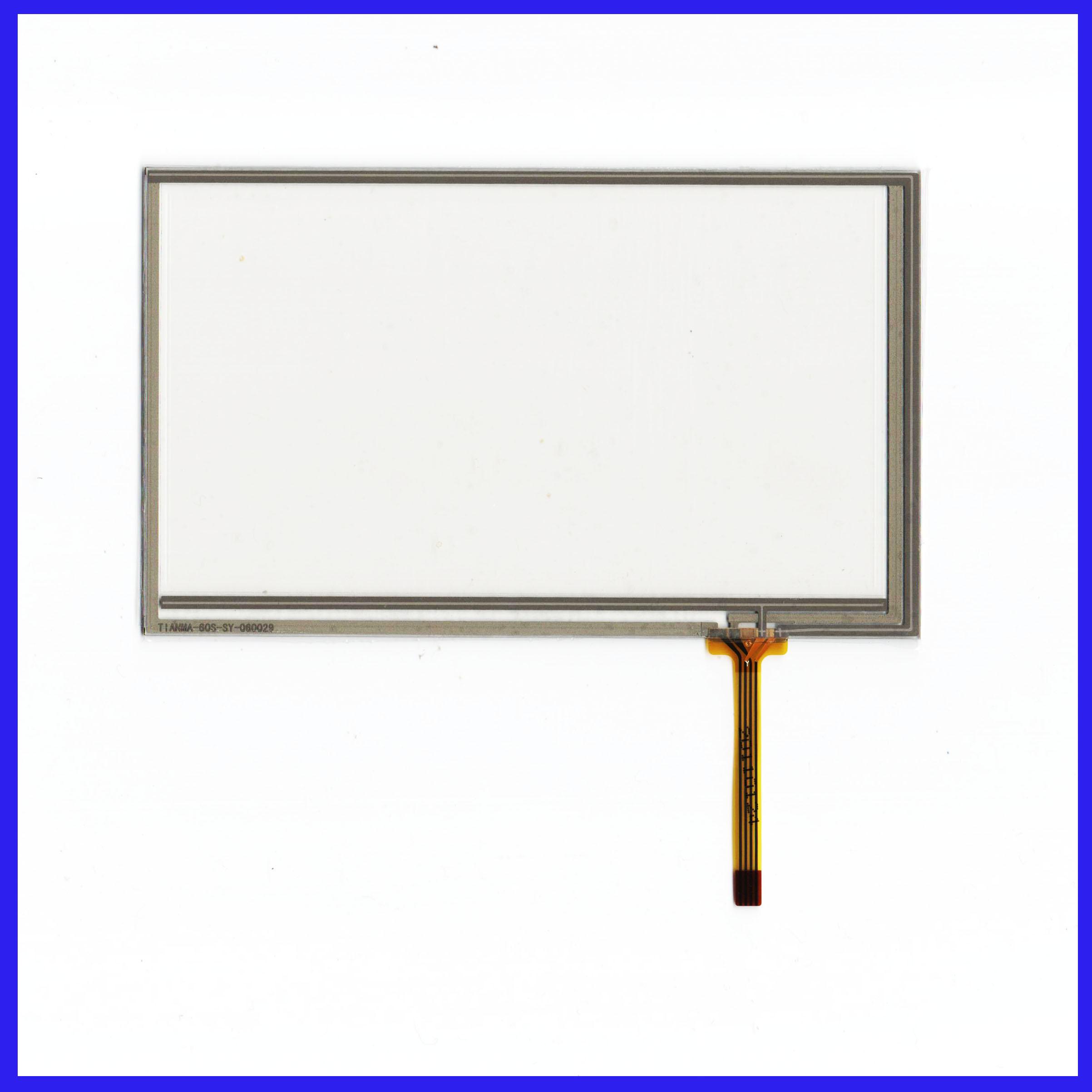 HLD-TP-1469 6寸四线电阻触摸外屏 手写屏 路特仕车载导航通用屏