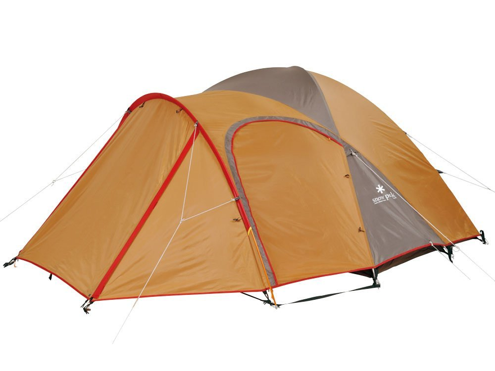 Japan direct mail snow peak classic durable four season tent for three / five people