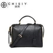 Qi XI small leather women bag handbag purse leather Messenger bag autumn 2015 new shoulder pillow casual