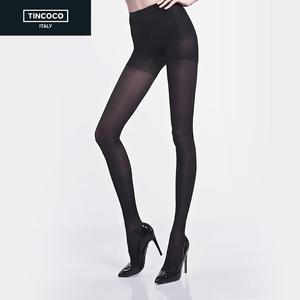 意大利TINCOCO瘦腿袜打底连裤袜外穿秋季薄款女士塑形美腿丝袜冬