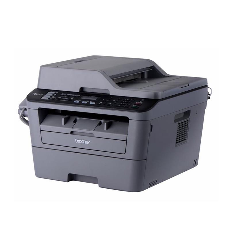 兄弟MFC-7380黑白激光多功能打印机一体机复印扫描传真7360升级版