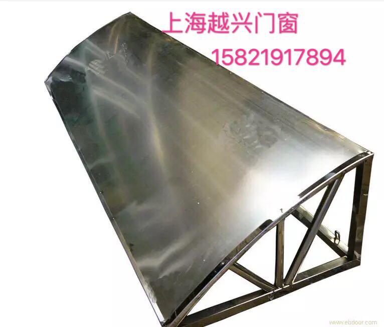 Шанхай нержавеющей стали навес 304 нержавеющей стали кража окно , балкон окно блок навес прозрачный выносливость доска навес