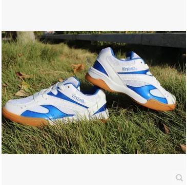 Новый подлинный теннисные туфли детей молодежи спортивная обувь для мальчиков и девочек бадминтон обувь WTS-1 2