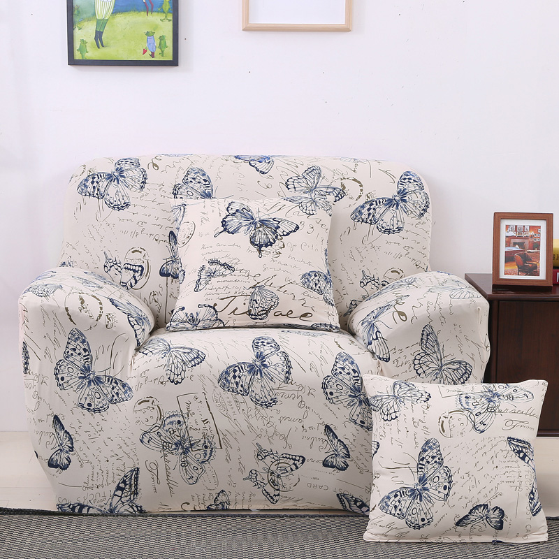 Растянуть диван крышку выскальзования диван крышка Диван подушки стиля сочетание диван полотенце пакет почты