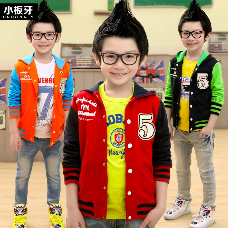 Малые die осень 2015 года Корейская версия весной и осенью новый стиль дети дети мальчик свитер Кардиган пальто куртка Тайд 6936