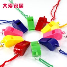 New wei the referee whistles of party supplies whistle whistles basketball party supplies color whistle