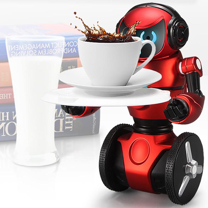 Большой сила F1 телесное ощущение дистанционное управление робот игрушка два умный баланс танцы для взрослых ребенок игрушка девушка мальчик